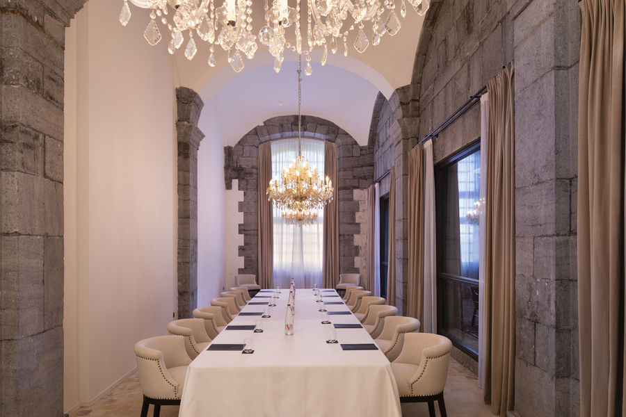 Royal Hainaut Spa & Resort Hotel Salon Watteau