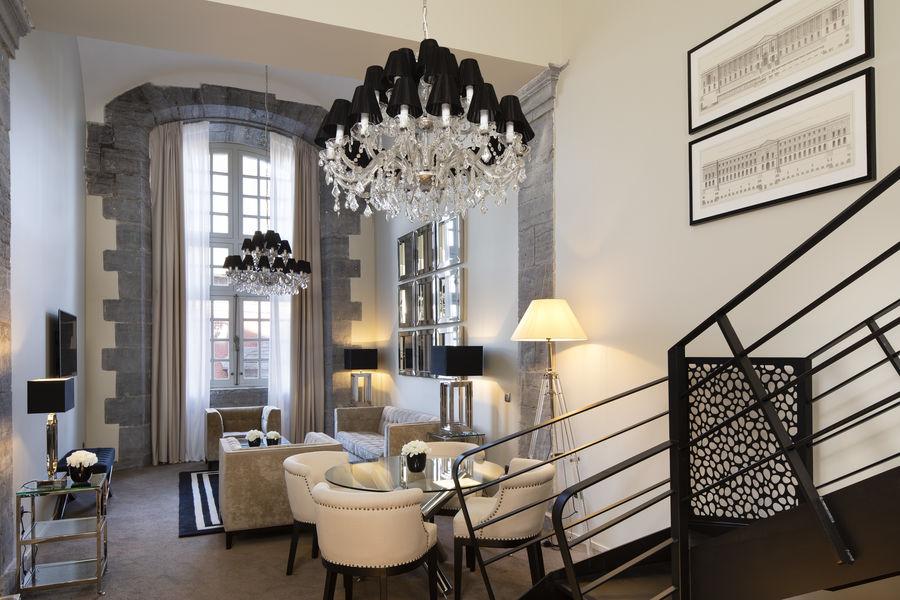 Royal Hainaut Spa & Resort Hotel Suite Senior Duplex