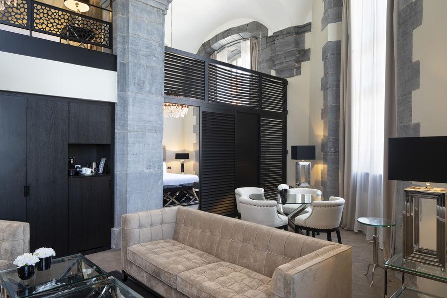 Royal Hainaut Spa & Resort Hotel Suite Présidentielle