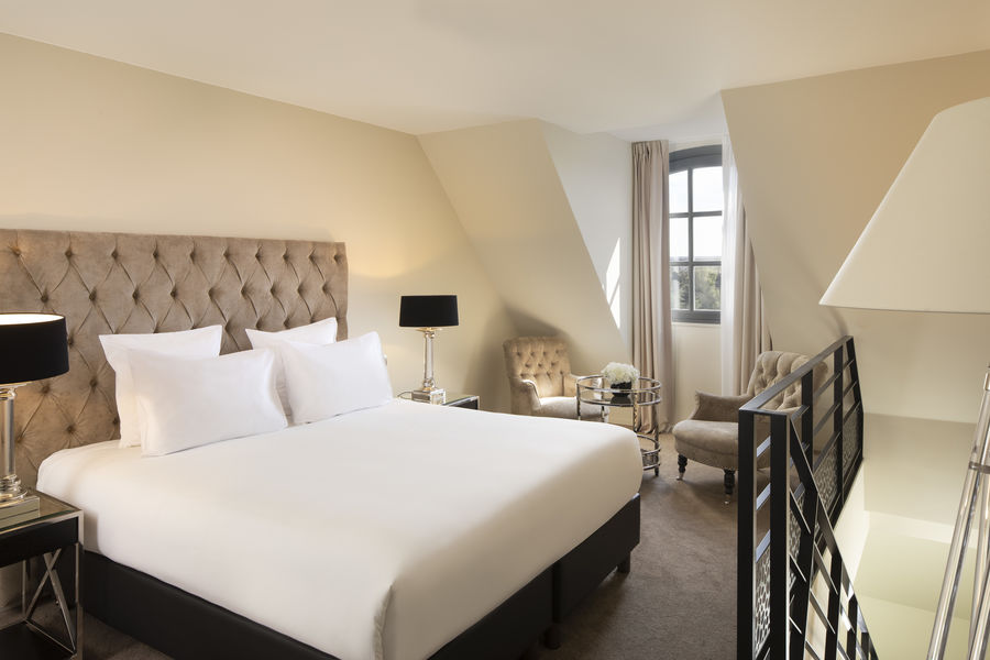 Royal Hainaut Spa & Resort Hotel Suite Duplex