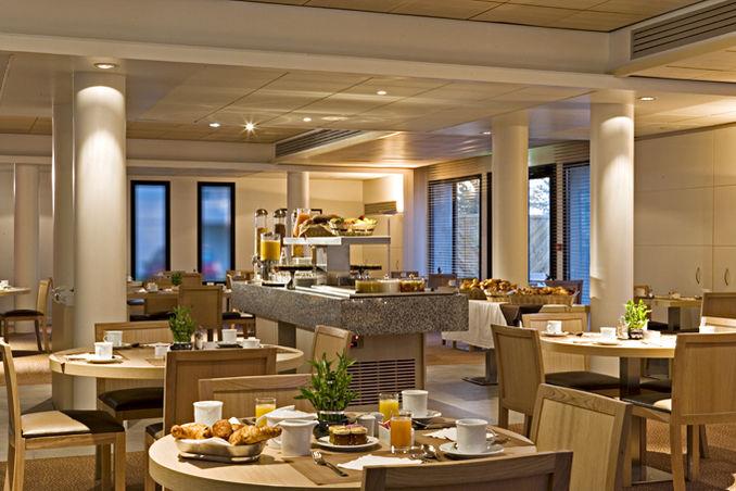Villa du Lac *** petit déjeuner