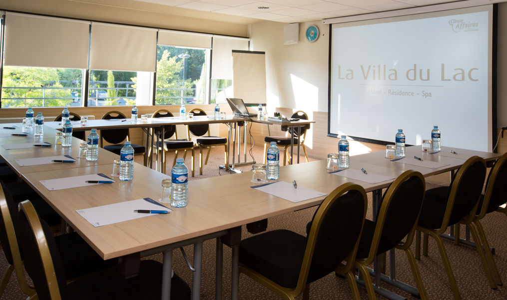 Villa du Lac *** salon COME