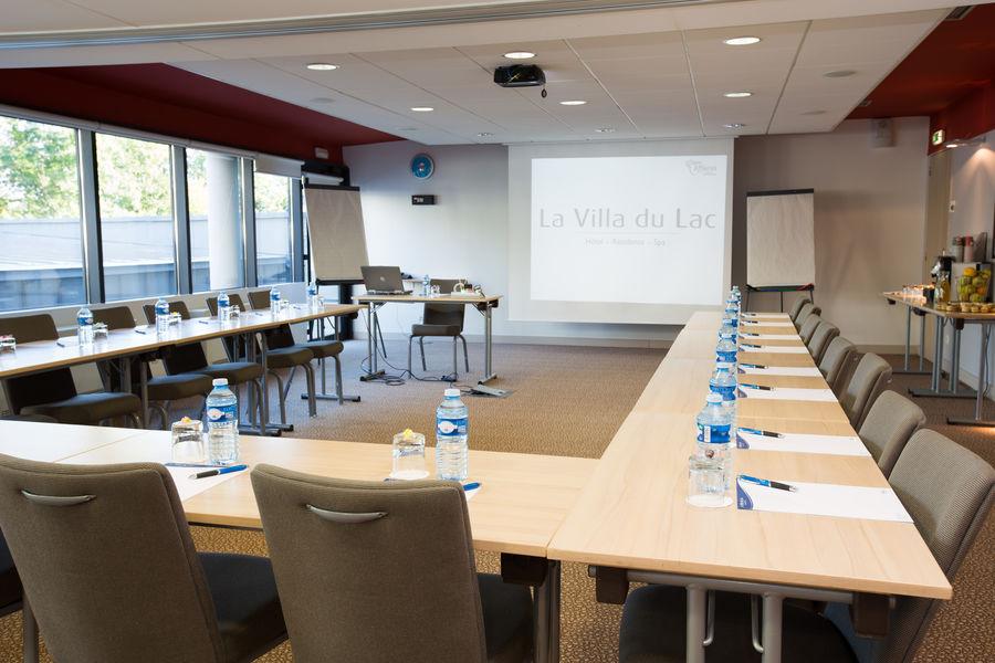Villa du Lac *** Salon Lugano Victoria