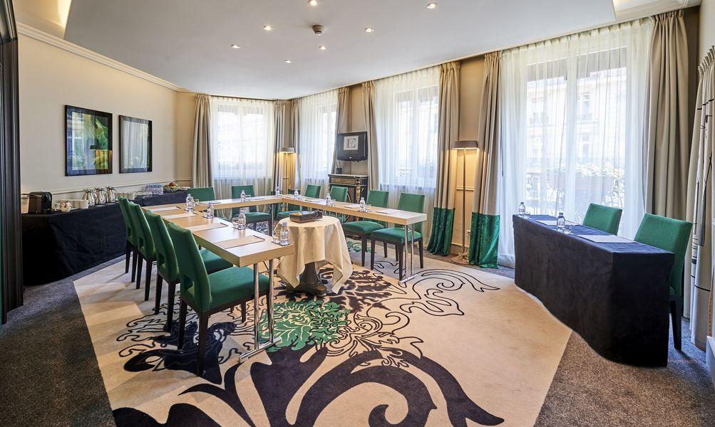 Hôtel Edouard 7 **** Suite Emeraude - format U