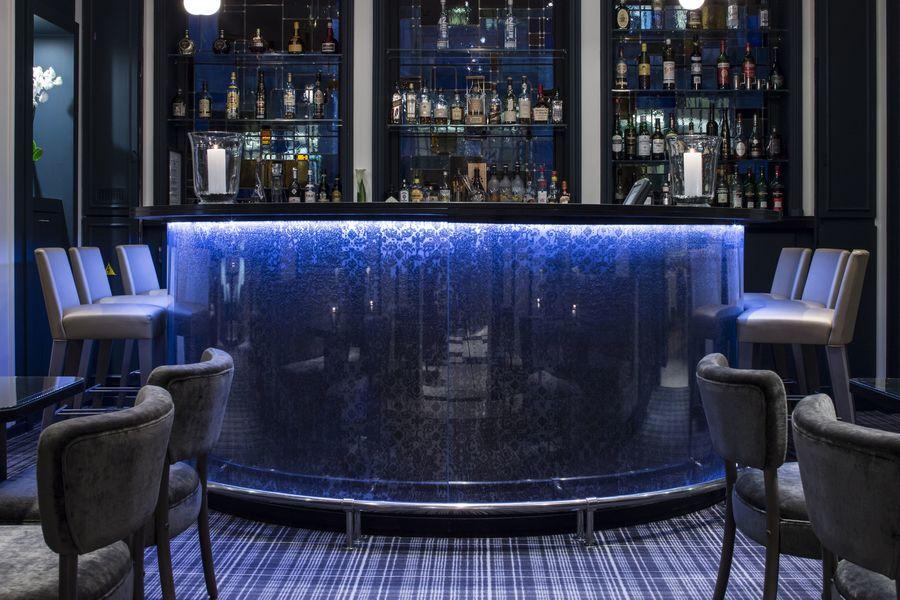 Hôtel Edouard 7 **** Bar de l'E7