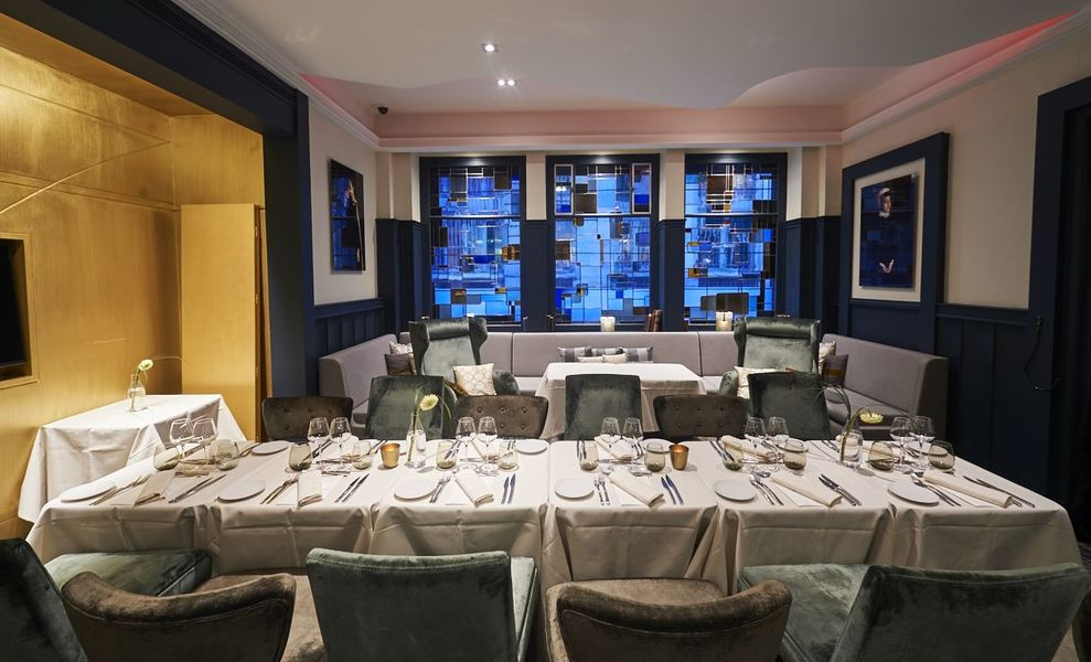 Hôtel Edouard 7 **** Salon Lojnge - format dîner