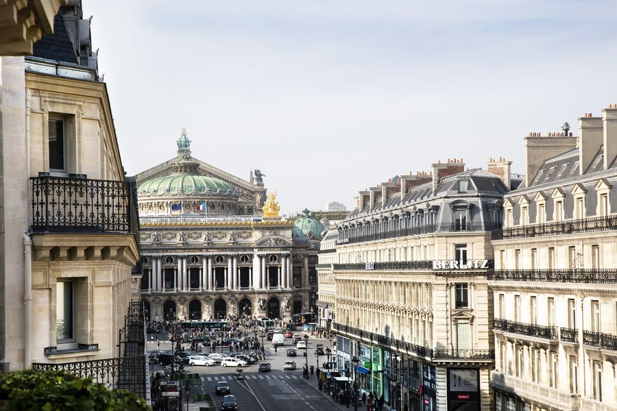 Hôtel Edouard 7 **** Vue Opéra Garnier