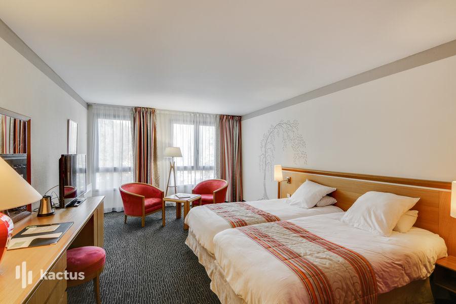 Domaine de la Forêt d'Orient - Natur'hôtel**** golf & spa 43