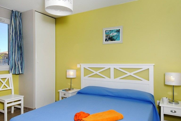 Odalys Domaines Iles d'Or**  Chambre