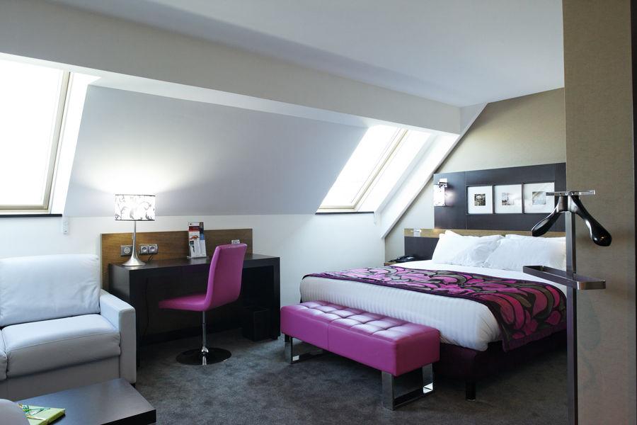 Holiday Inn Paris Saint Germain des Prés **** Chambre