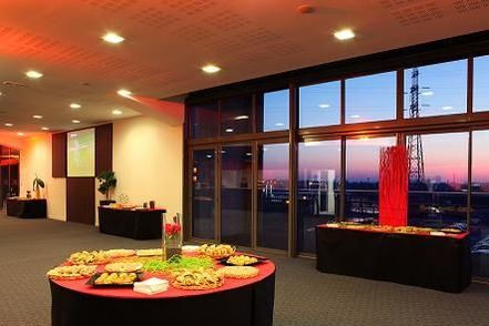 Roazhon Park Breizh Klub, configuration buffet