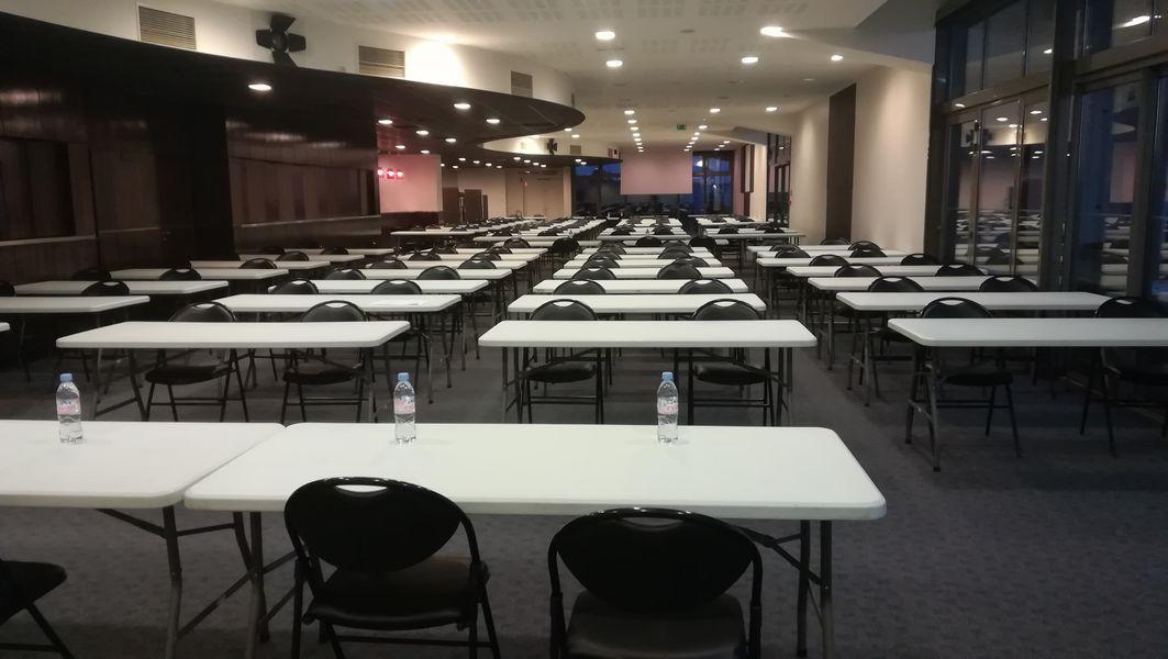 Roazhon Park Breizh Klub, configuration classe