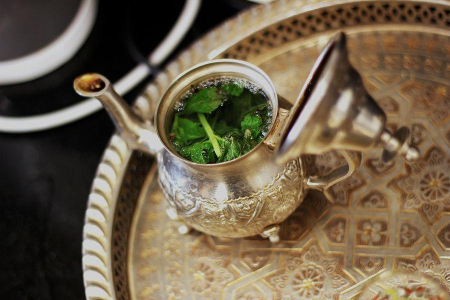 Laouz Mouffetard Thé traditionnel menthe