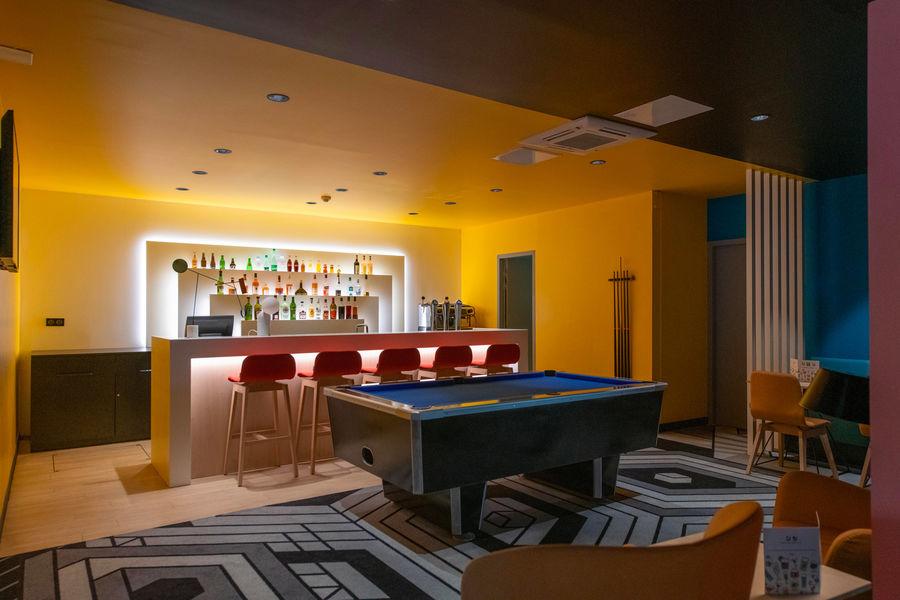 Ibis Styles Avignon Sud *** Bar