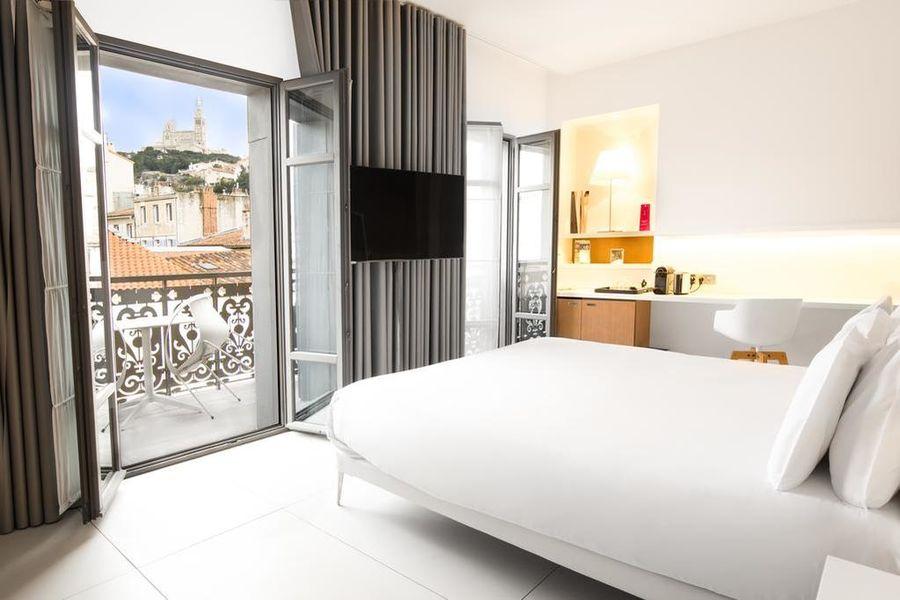 C2 Hôtel ***** Chambre