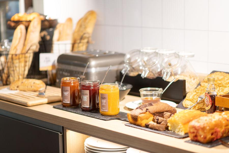 Mercure Lyon Centre Lumière **** Petit-déjeuner