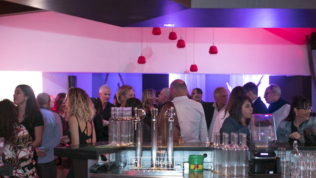SportBeach Bar intérieur
