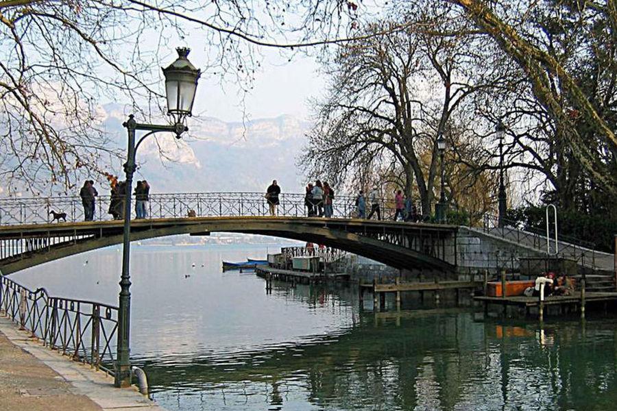 Splendid Hôtel *** Annecy Le pont des Amours