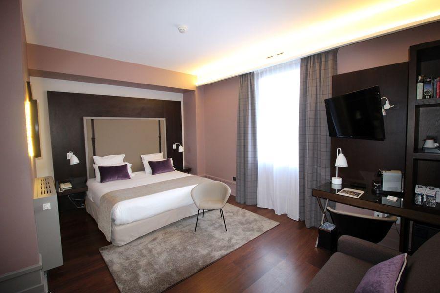 Splendid Hôtel *** Annecy Chambre Junior