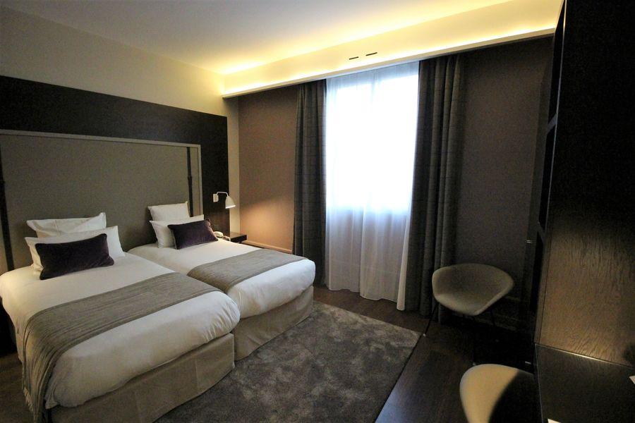 Splendid Hôtel *** Annecy Chambre twin