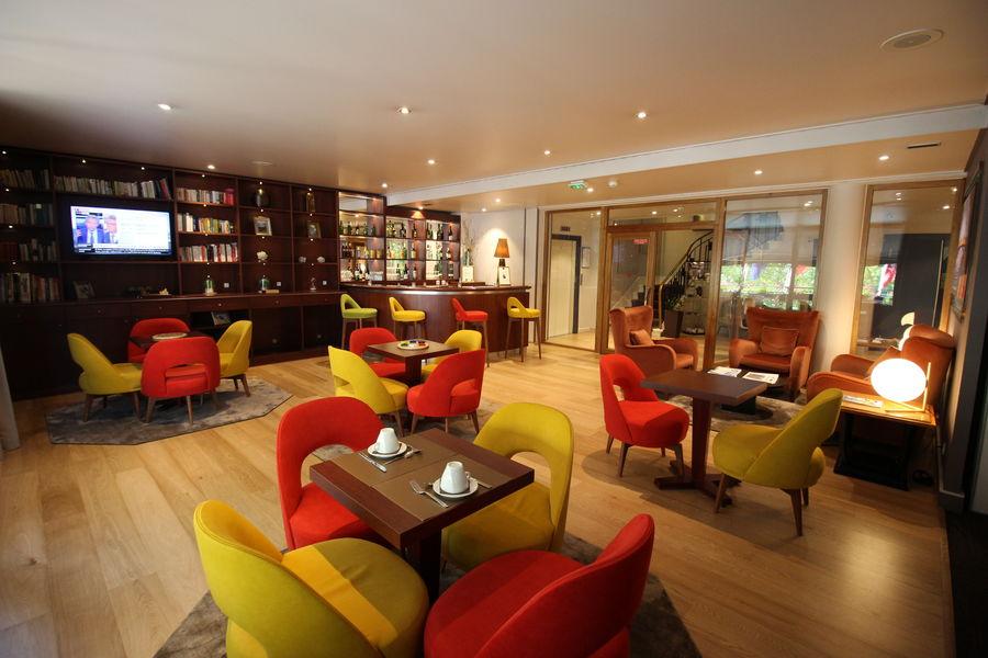 Splendid Hôtel *** Annecy Espace bar