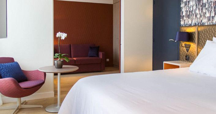 Hôtel Oceania Le Métropole **** Junior Suite