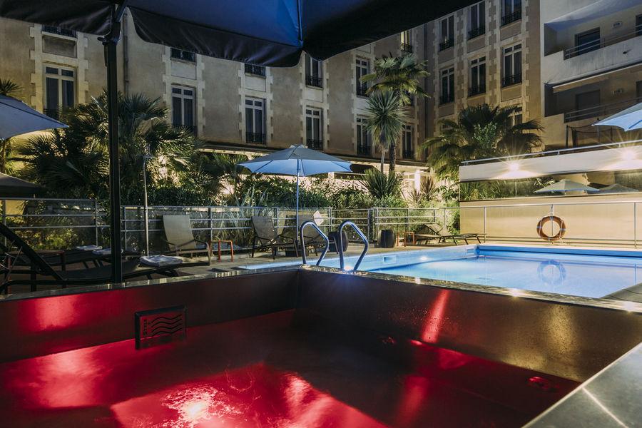 Hôtel Oceania Le Métropole **** Jacuzzi
