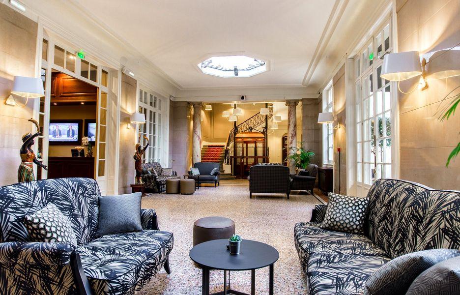 Hôtel Oceania Le Métropole **** Hall