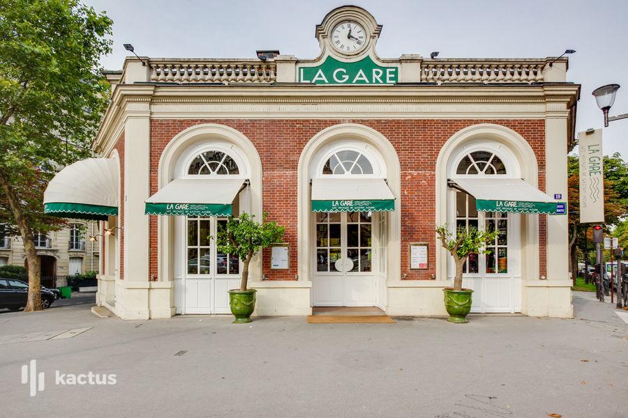 Restaurant La Gare 18