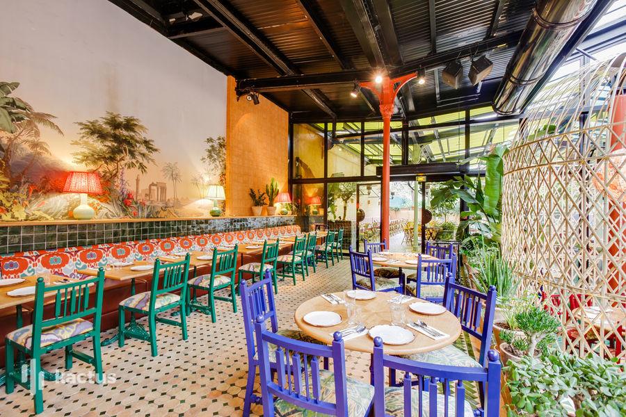 Restaurant La Gare 16