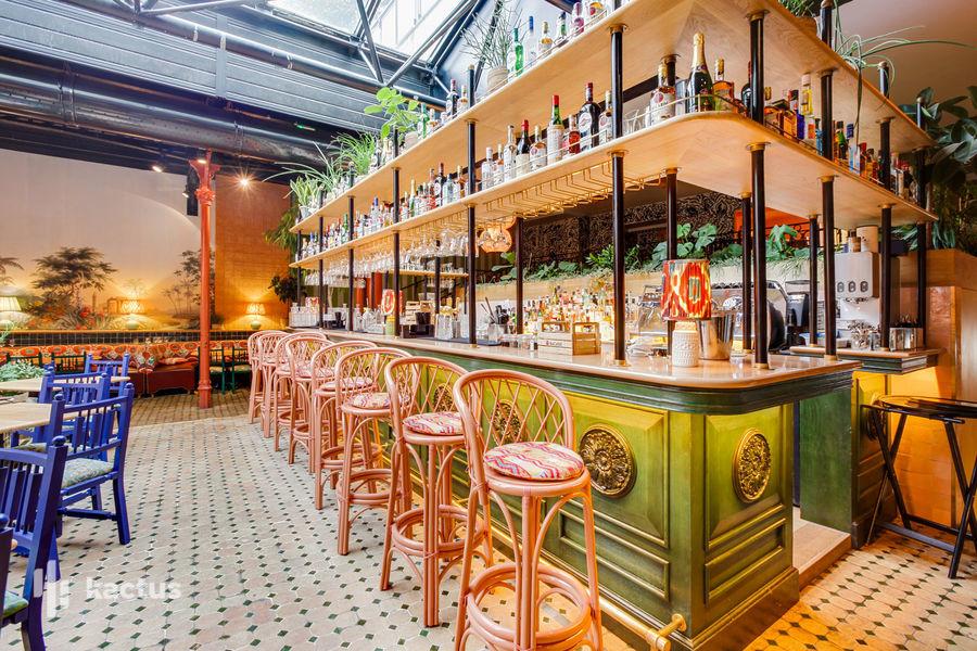 Restaurant La Gare 17