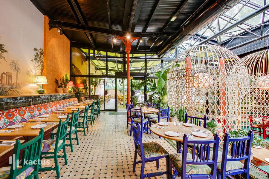 Restaurant La Gare 15