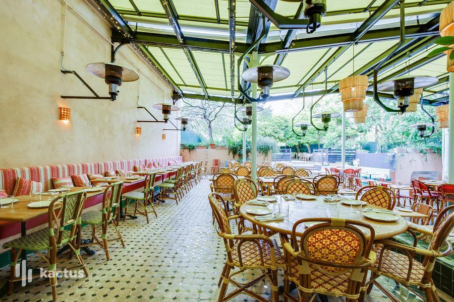 Restaurant La Gare 19