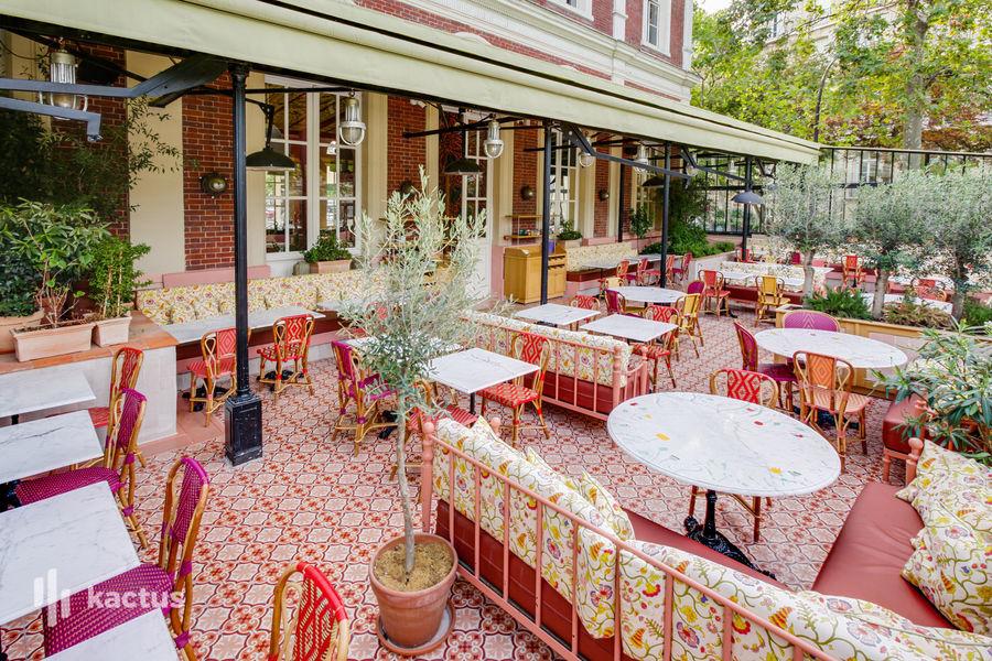 Restaurant La Gare 22