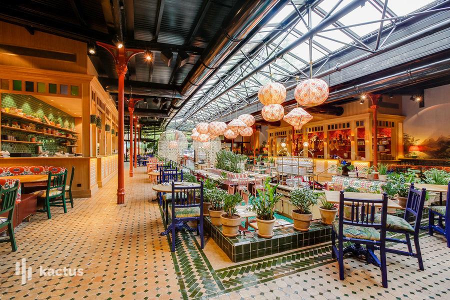 Restaurant La Gare 25