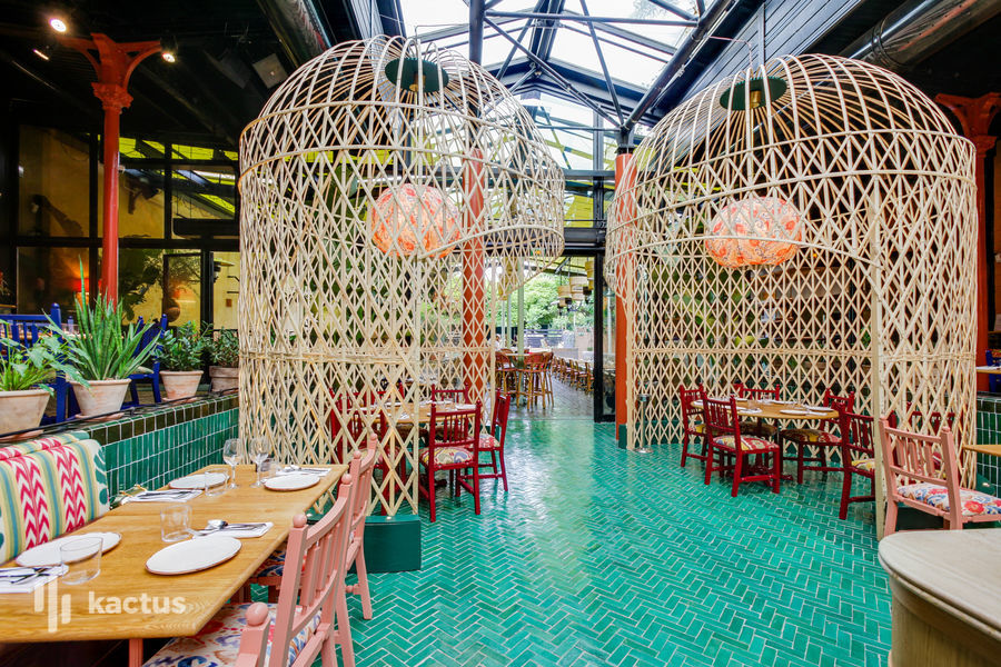 Restaurant La Gare 26