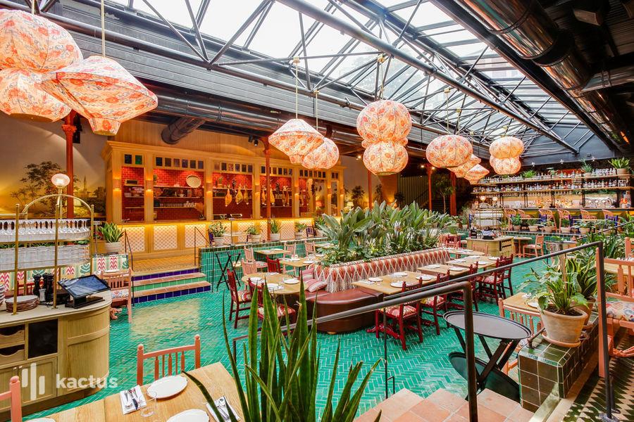 Restaurant La Gare 27