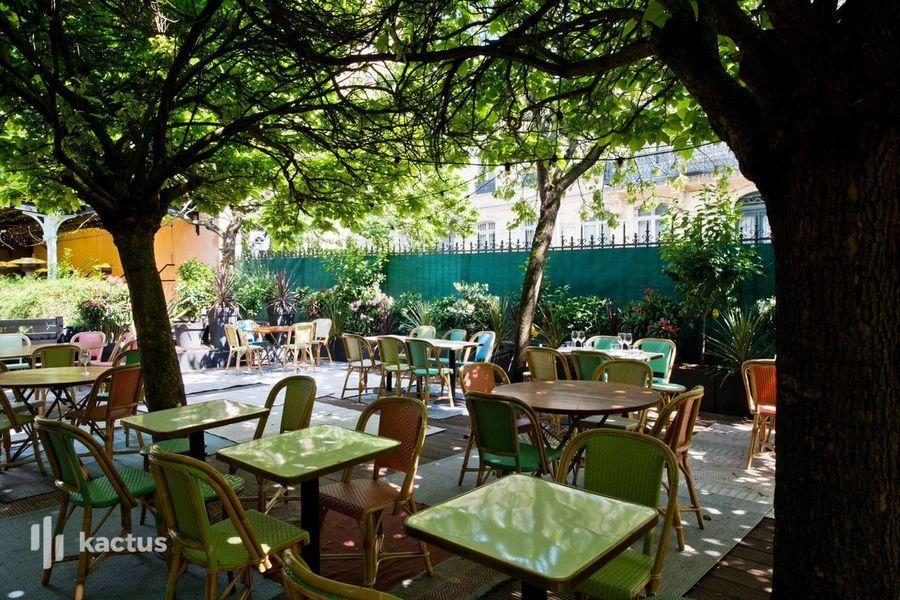 Restaurant La Gare 30