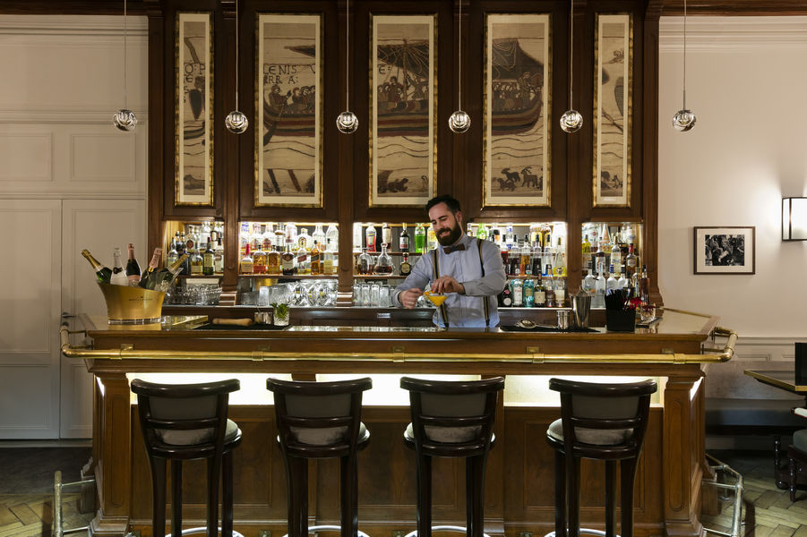 Hôtel Barrière Le Grand Hôtel Dinard ***** 48