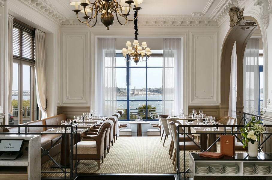 Hôtel Barrière Le Grand Hôtel Dinard ***** Restaurant Le George V