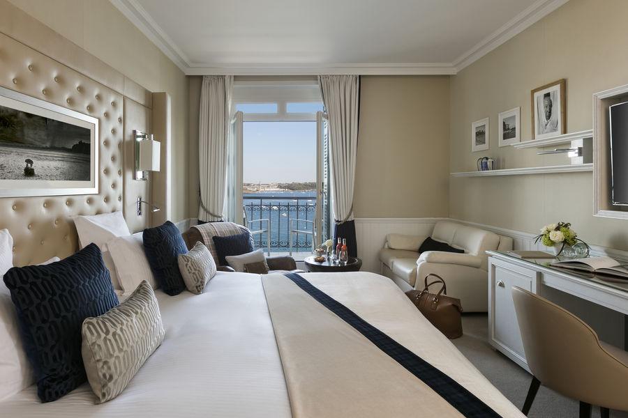 Hôtel Barrière Le Grand Hôtel Dinard ***** Chambre Prestige Mer