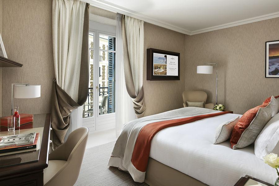 Hôtel Barrière Le Grand Hôtel Dinard ***** Chambre Supérieure