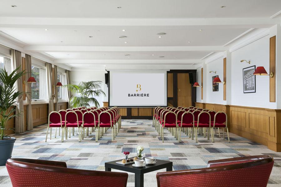 Hôtel Barrière Le Grand Hôtel Dinard ***** 63