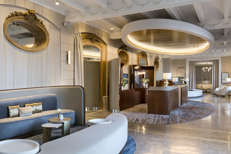 Hôtel Barrière Le Grand Hôtel Dinard ***** 70