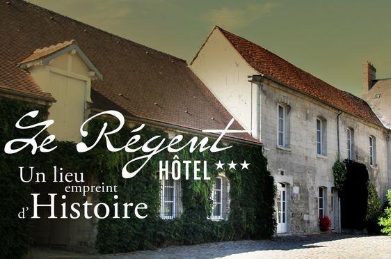 Hôtel Le Régent ★★★ Un Lieu Empreint d'Histoire
