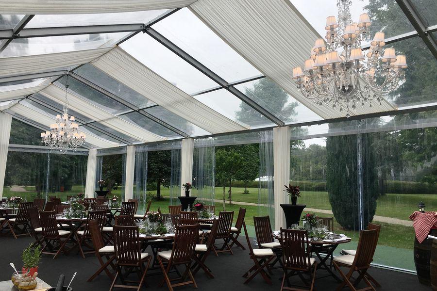 Waldorf Astoria Versailles - Trianon Palace  ***** Tente