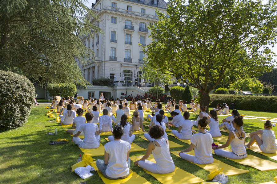 Waldorf Astoria Versailles - Trianon Palace  ***** Yoga