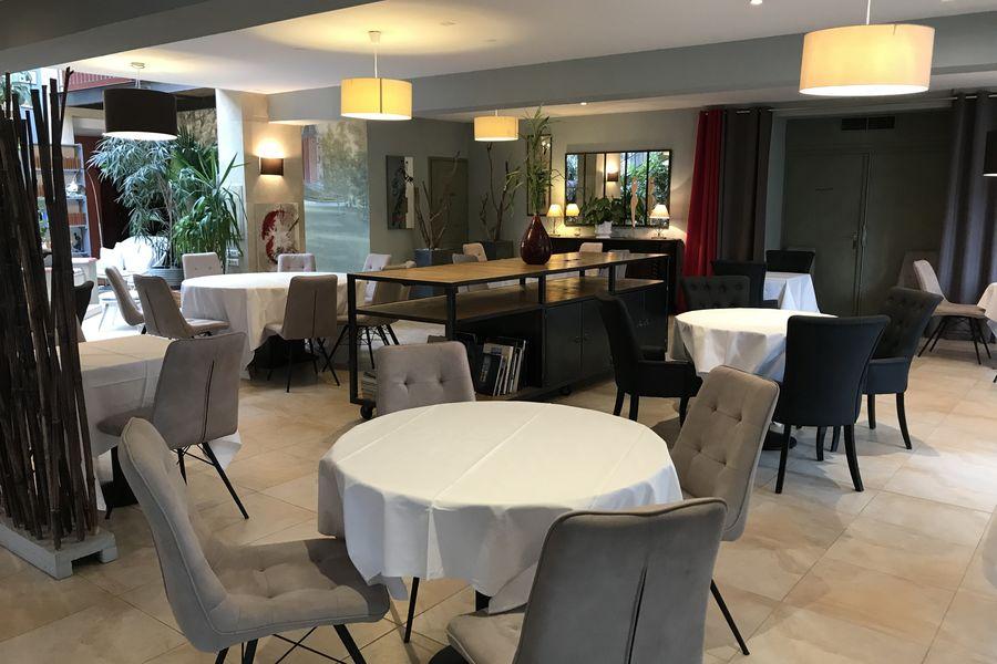 Pavillon du Chateau **** Restaurant