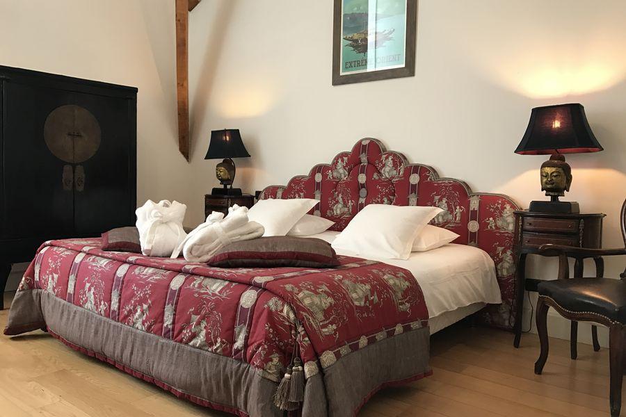 Pavillon du Chateau **** Chambre