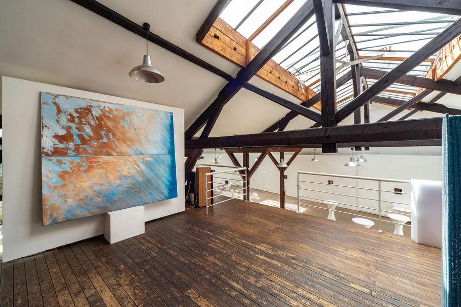 Loft des Ecluses / canal saint Martin 29